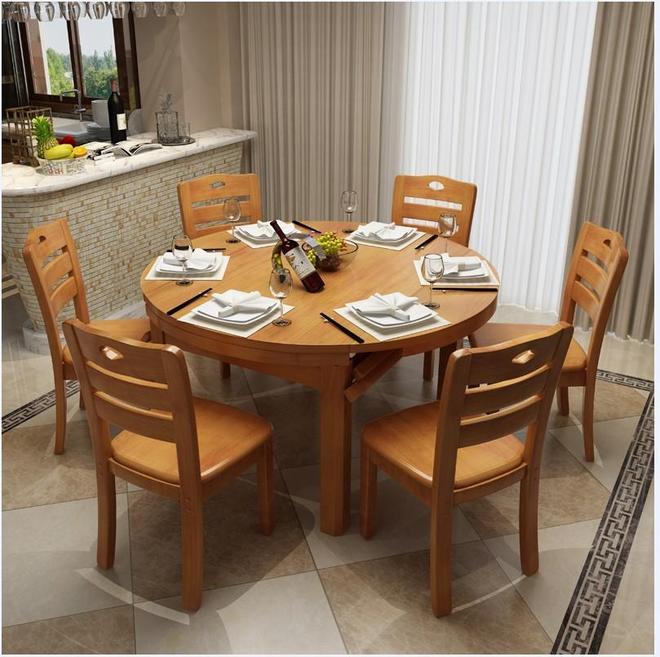 """建議每個家庭: 大圓桌換掉吧!學有錢人這樣""""設計"""",高級省地"""