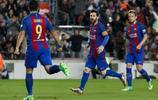 足球——西甲:巴塞羅那勝皇家社會