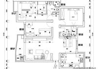128平三室兩廳裝修完工,花了30萬超預算,但效果超漂亮!