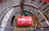 安徽巢湖:巢湖首條湖底隧道開建