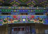 青海黃安:大型藏漢彩繪唐卡,行走民間的藝術