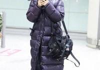"""楊紫才是真正的過冬!""""腳踝襖""""現身機場,167穿出177氣場"""