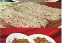在寧夏,有一種麵食最特別,同時也是最有情懷的美食