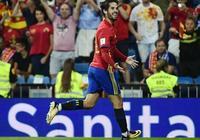 半場-西班牙2-0意大利,伊斯科梅開二度