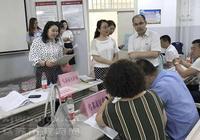 烏蘇市人社局赴新疆大學等高校開展招聘工作