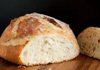 在家自制麵包,不用揉麵,只需拌拌麵糊,懶人們趕快學起來吧!
