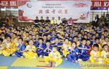 300多名學員西安曲江國際會展中心進行段位考試