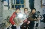 少年與大笨狗,童年最美的記憶!