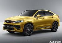 """吉利全新轎跑SUV星越,被稱為""""最強車型"""",能大賣特賣嗎?"""