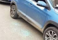 「首府」誰幹的!一夜間,20多輛汽車車窗被砸 呼和浩特新增1030個停車位