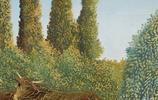 亨利盧梭:法國偉大的印象派後期畫家
