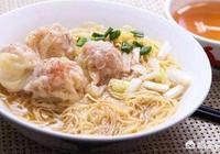 廣東的雲吞麵是一道什麼樣的美食?有哪些特色和做法?