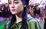 劉詩詩、劉亦菲、楊冪、迪麗熱巴,都是五官精緻的古裝美女