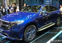 中型SUV,北京奔馳EQC亮相CES