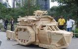 """奇葩搞笑的""""坦克""""們,有款""""坦克""""顛覆了我的認知!"""