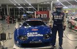 ESSO·豐田車隊·魯曼 Supra 6號賽車 實拍