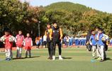 山東魯能泰山舉辦D級足球教練員培訓班,蒿俊閔、崔鵬等參加
