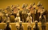 中國第一座大型現代化國家級博物館位於陝西,收藏的文物獨具特色