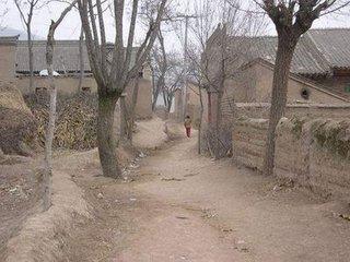 歐洲農村和中國農村的對比照