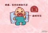小兒扁桃體炎不要急,老中醫有食療方