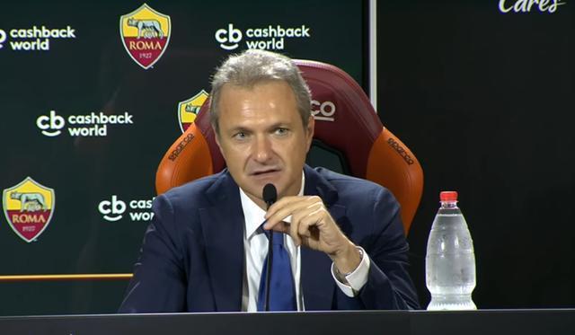 羅馬體育報:羅馬CEO費恩加可能會辭職