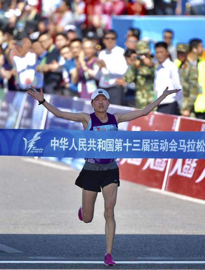 田徑——馬拉松賽賽況