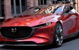 看到新MG6的外觀,馬自達坐不住了,推出新款昂克賽拉的概念車