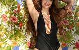 女星阿萊克斯·雷·喬爾漂亮嗎?身穿泳衣秀完美身材,至今單身