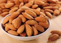 杏仁的功效與作用 吃杏仁的七大好處