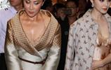 劉嘉玲和范冰冰同框,網友:兩人的表情不在一個頻道上