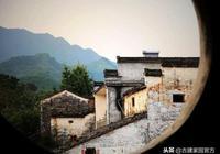 青瓦白牆的徽派建築——中國古代建築之美