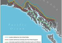 阿拉斯加邊界爭端