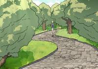 漫畫:追求女神是需要勇氣的,你這勇氣真的……