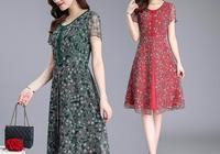 今年流行穿這改良旗袍連衣裙,時髦又顯高挑,顯瘦顯嫩特迷人