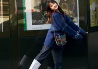 25歲的她模特出道,搭檔鍾漢良演熱播劇女主,最近還發了新歌