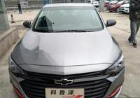 雪佛蘭全新家轎科魯澤到店實拍,8天后上市,10萬起售必成爆款
