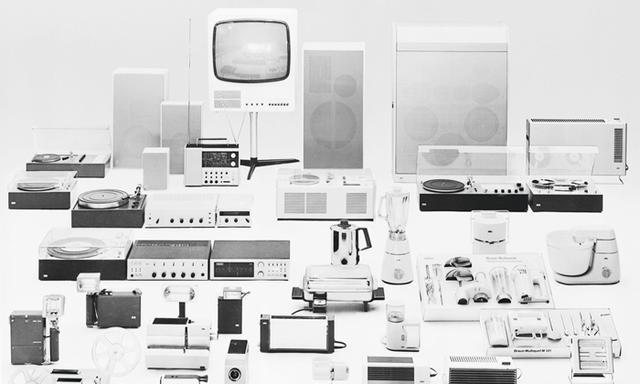 工業設計·設計巨頭Dieter Rams