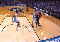 NCAA-熱門秀奧科科進攻腳底打滑 左腿遭遇嚴重傷病