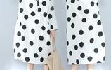 120-180斤微胖女人穿秋裝大碼襯衫裙髦氣質有範划算又吸睛