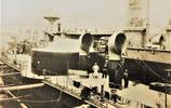 """日軍鏡頭中的北洋""""鎮遠號"""",明治天皇曾登上它進行橫須賀海檢"""