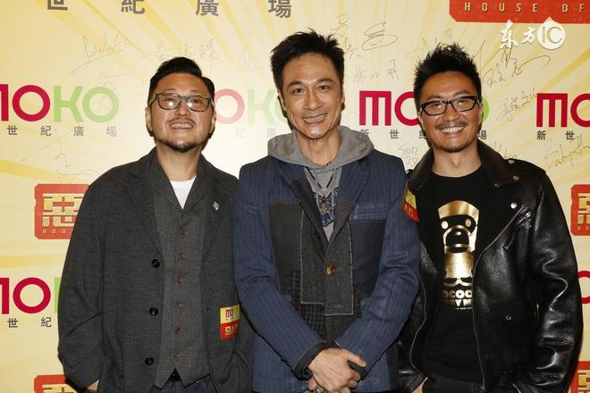 香港電影反派人物吳鎮宇