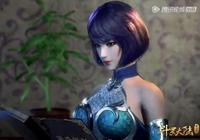 斗羅大陸:清純美女出現,她是封號鬥羅的孫女,差點成唐三的老婆