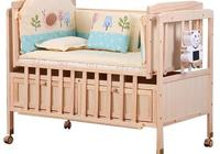 嬰兒床不要亂放,對於嬰幼兒很重要的嬰兒床是如何選擇和使用呢?
