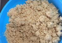自制芝麻醬(嬰兒輔食)