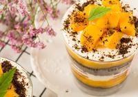 芒果甜品杯的做法
