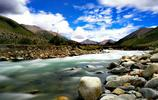 川藏沿途美景——然烏湖