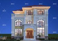 3款經濟又實用的別墅,建一棟在村裡,你家房子絕對美上天