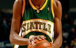 NBA老照片:杜蘭特的超音速歲月,聯盟大殺器初露崢嶸