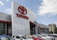 豐田將為2020年款新車新增兩項安全功能