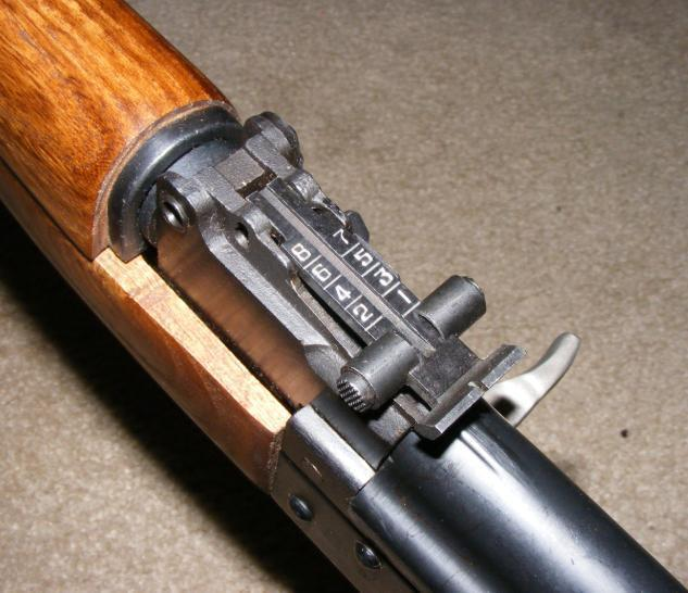 機械瞄具那些事兒,缺口式和覘孔式的較量